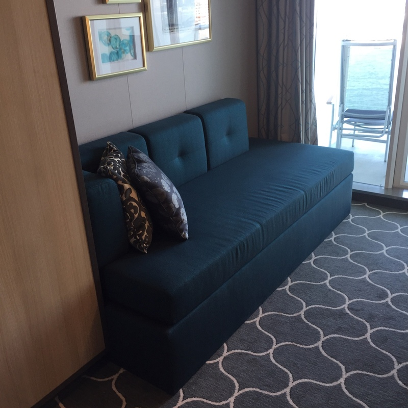 Harmony of the Seas cabin 12590