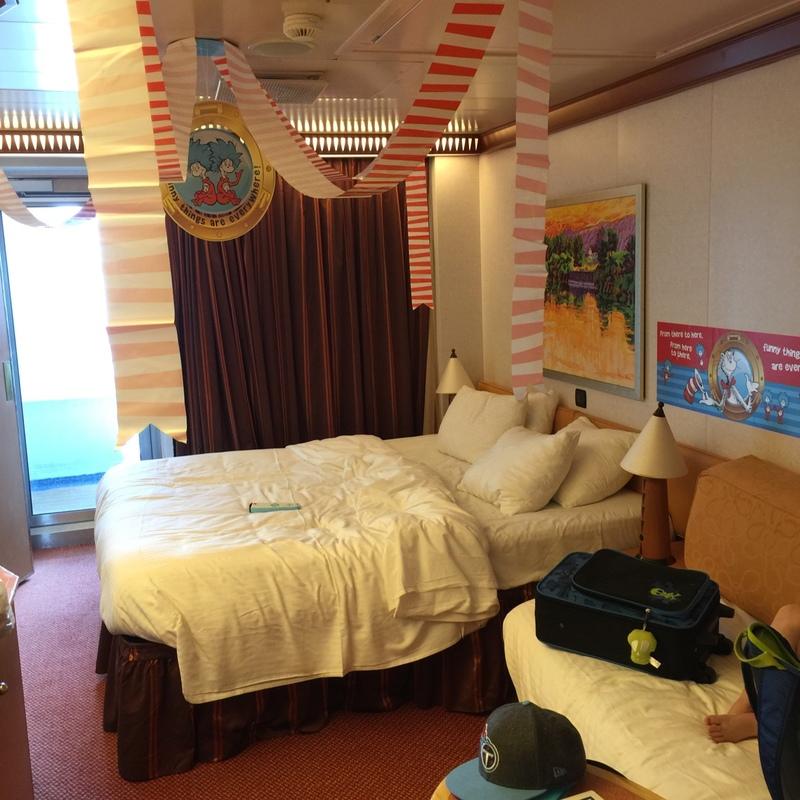 Carnival Dream cabin 2290