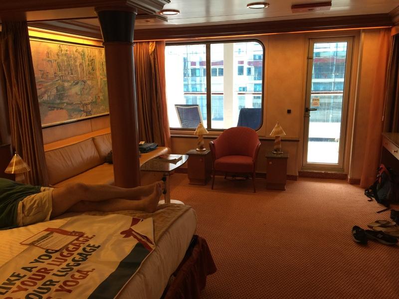 Carnival Ecstasy cabin U93