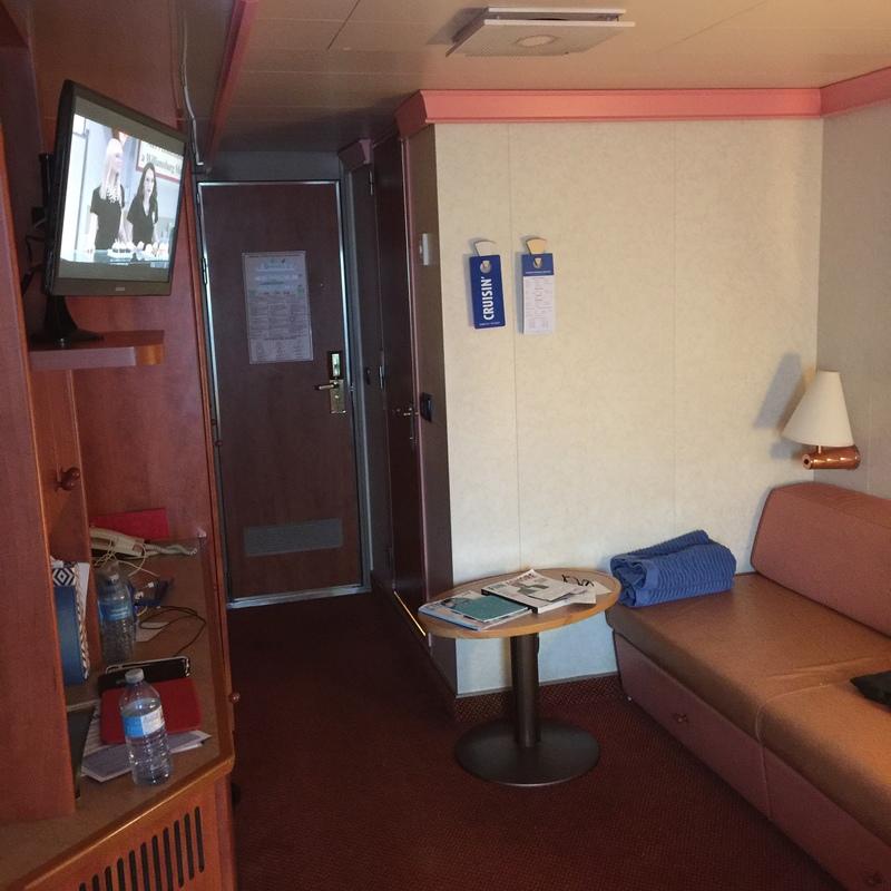 Carnival Conquest cabin 6320