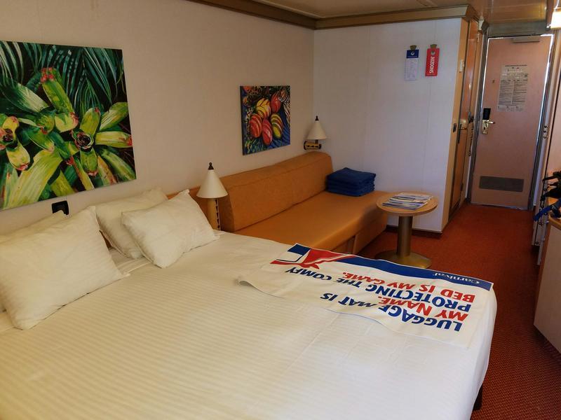 Carnival Magic cabin 6274