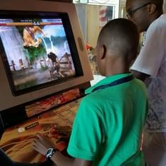 Challengers Arcade on Freedom of the Seas