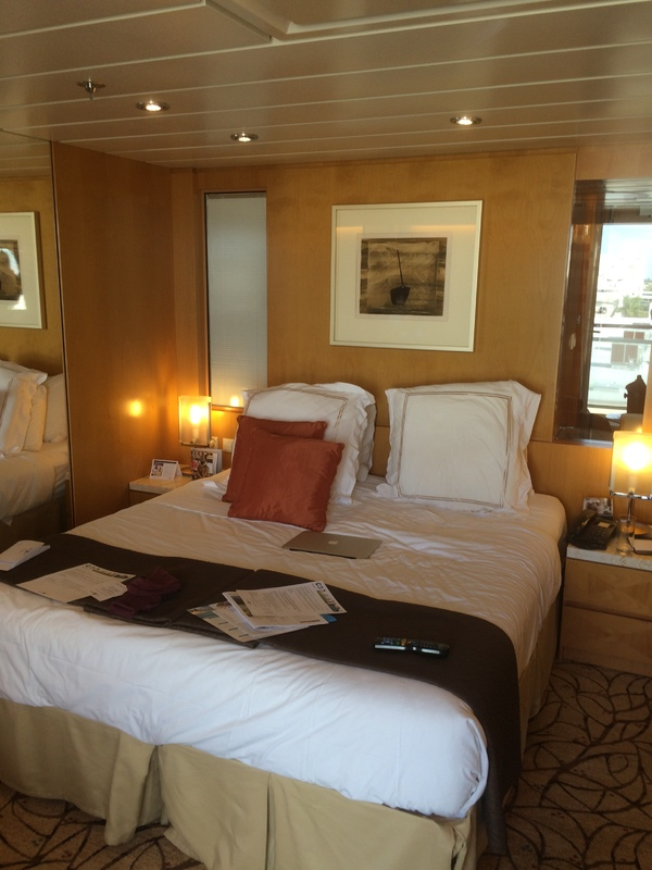 Sky Suite Cabin Category V6 Celebrity Constellation