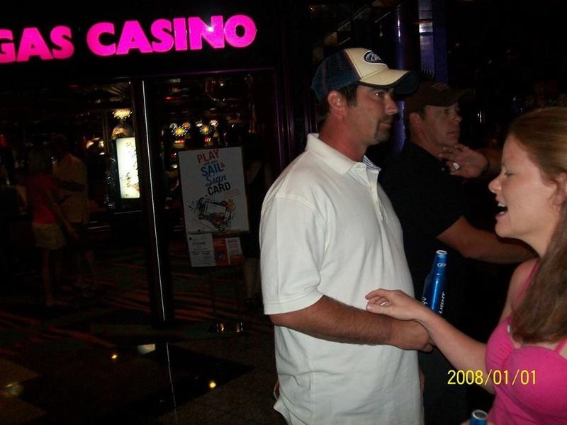 Carnival Sensation, Casino, Club Vegas Casino