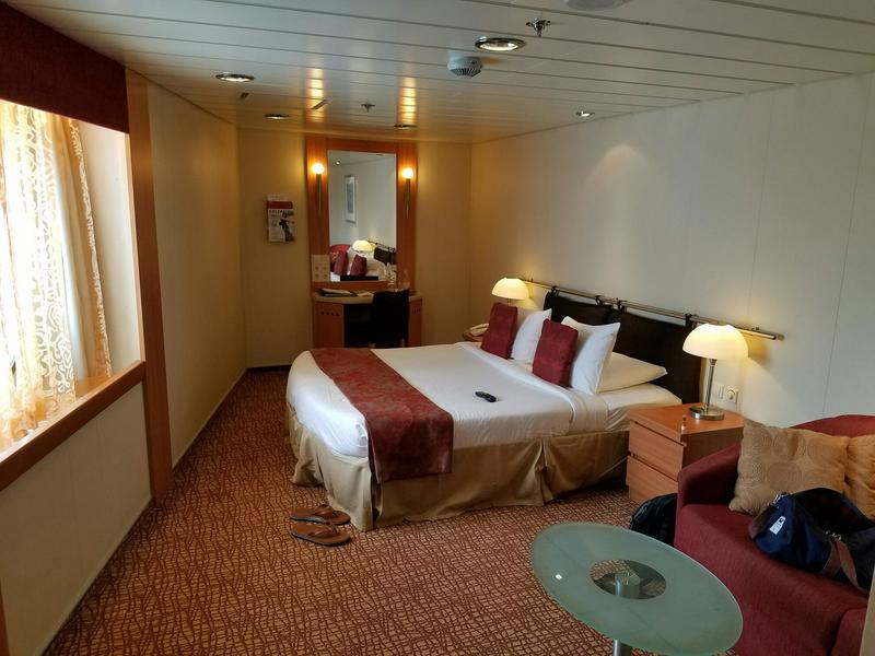 Oceanview Cabin 7002 On Celebrity Summit Category S4