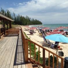 Freeport beach party sept. 2014