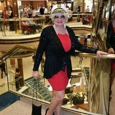 Mast Bar on Majesty of the Seas