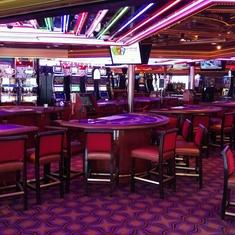 El Dorado Casino on Carnival Imagination