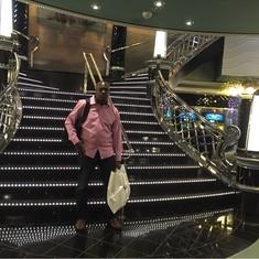 Casino on MSC Divina