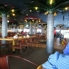 Coconut Grove Bar and Grill on Carnival Fascination