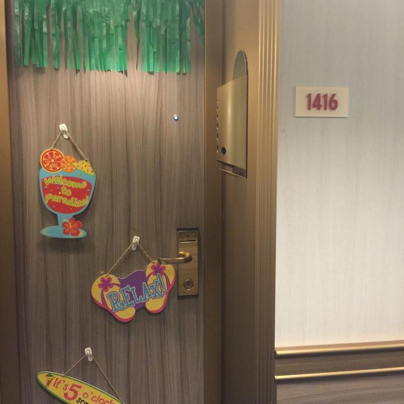 Carnival Magic cabin 1416