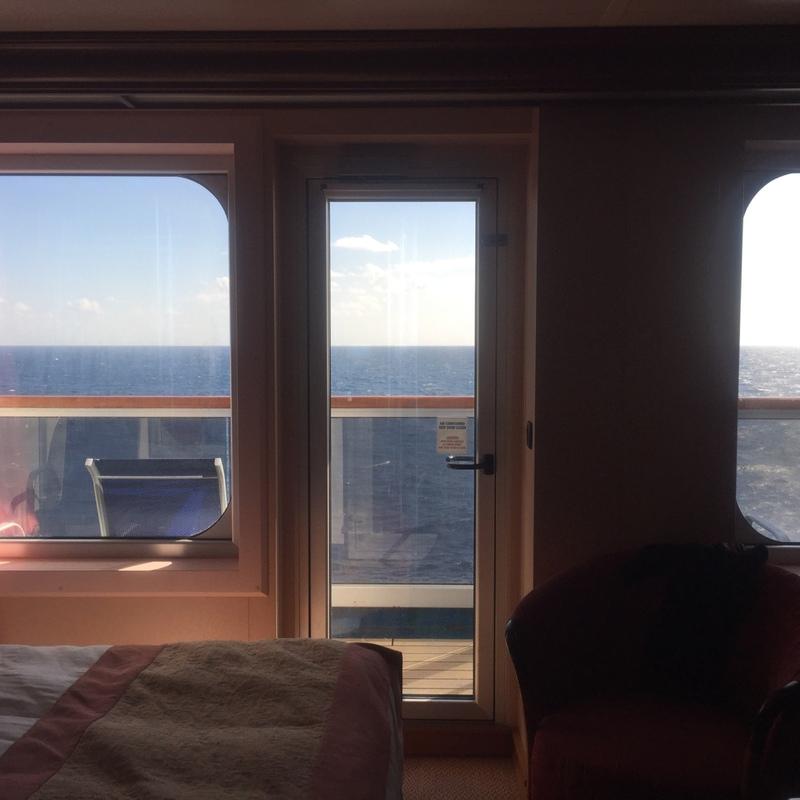 Carnival Liberty cabin 7282