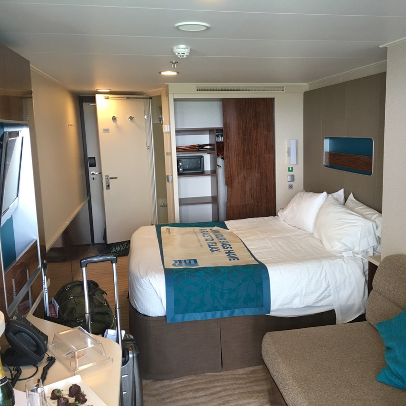Balcony Cabin 12292 On Norwegian Getaway Category B4