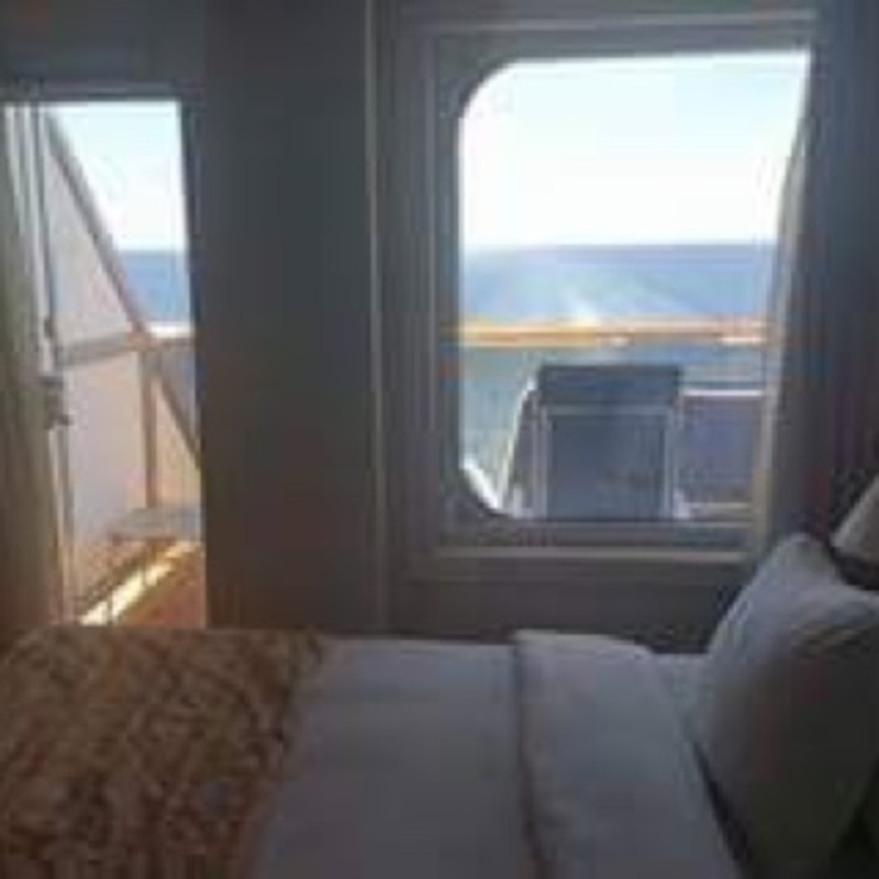 Carnival Splendor cabin 7449