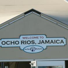 Ocho Rios, Jamaica - Welcome to Ocho Rios, Mon