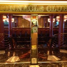 Pinnacle Cigar Club on Carnival Imagination