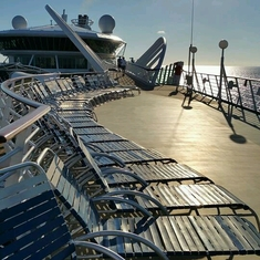 RC Online on Enchantment of the Seas