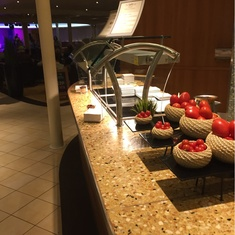 Taste Bar on Carnival Sunshine