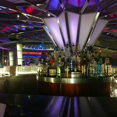 Vortex Nightclub on Brilliance of the Seas