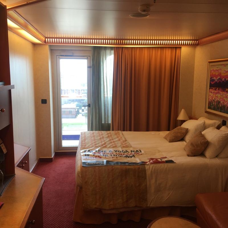 Carnival Freedom cabin 7348