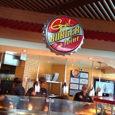 Guy''s Burger Joint on Carnival Breeze