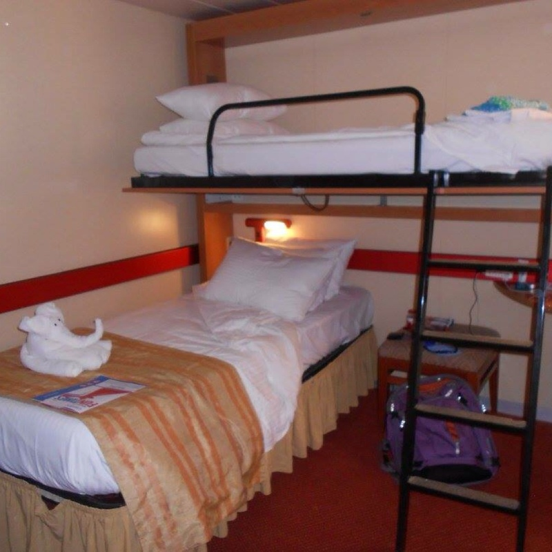 Carnival Fantasy Cabins And Staterooms
