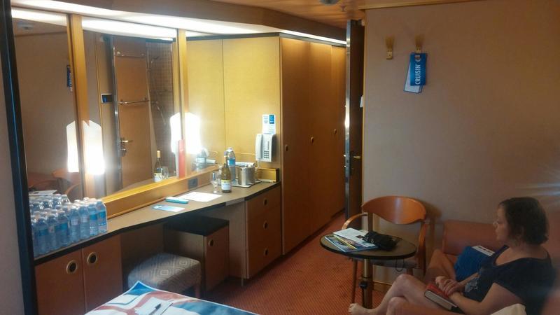 Carnival Victory cabin 1063