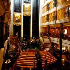 Grand Centrum on Norwegian Spirit