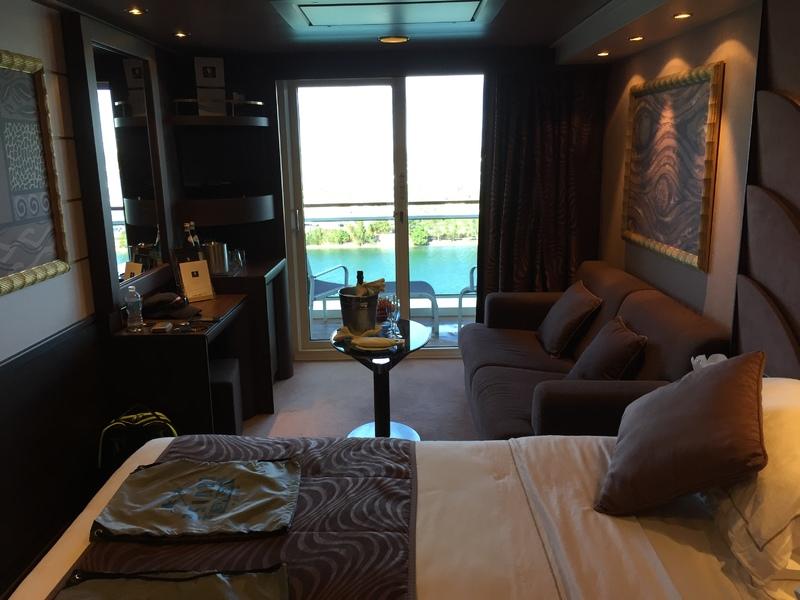 MSC Divina cabin 15015