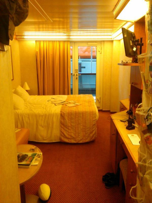 Inside Cabin 4151 On Carnival Pride Category 4k