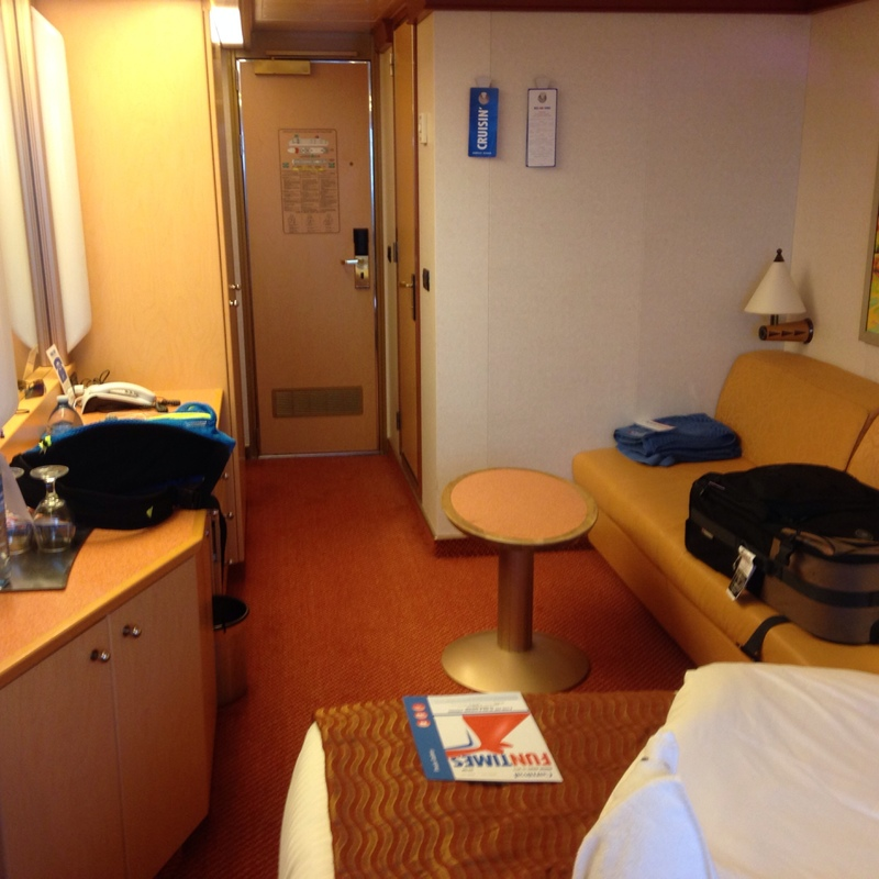 Carnival Dream cabin 8202