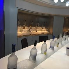 Champagne Bar/Martini Bar on Celebrity Solstice