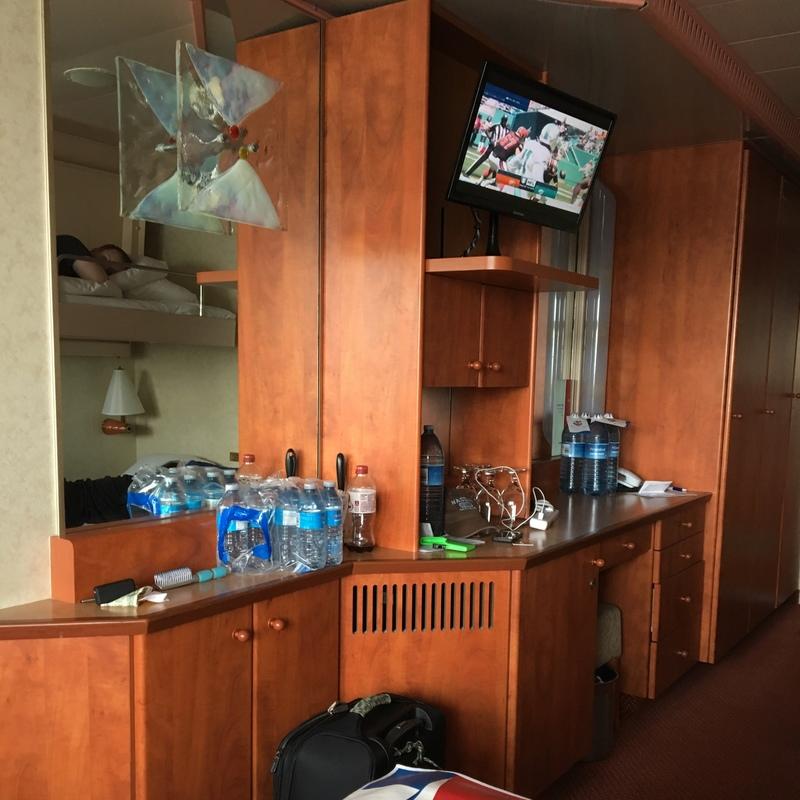 Carnival Valor cabin 8270