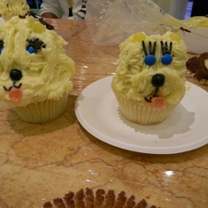 Cupcake Cupboard on Oasis of the Seas