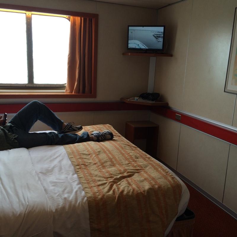 Carnival Ecstasy cabin U22