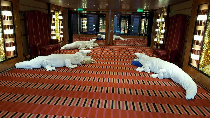 Carnival Dream, Spa/Fitness, Aerobics