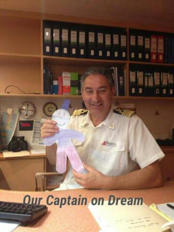 Carnival Dream cabin 8351