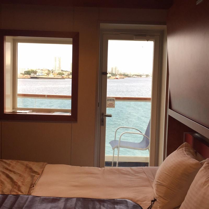 Carnival Fascination cabin M253