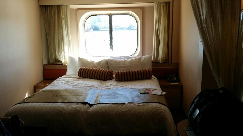 Veendam cabin 695