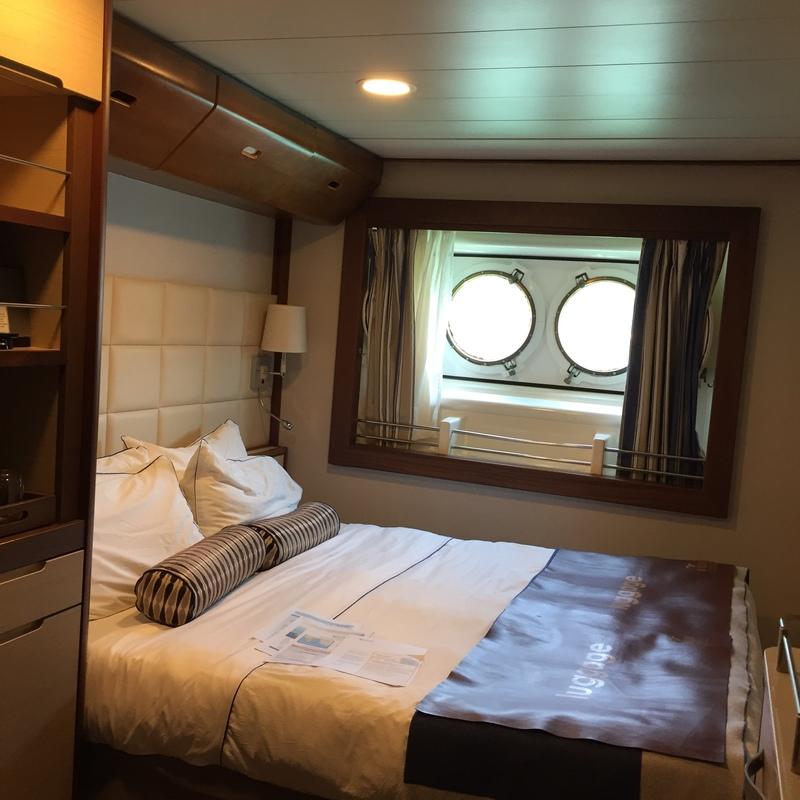 Oceanview Cabin 112 On Wind Star Category Rz