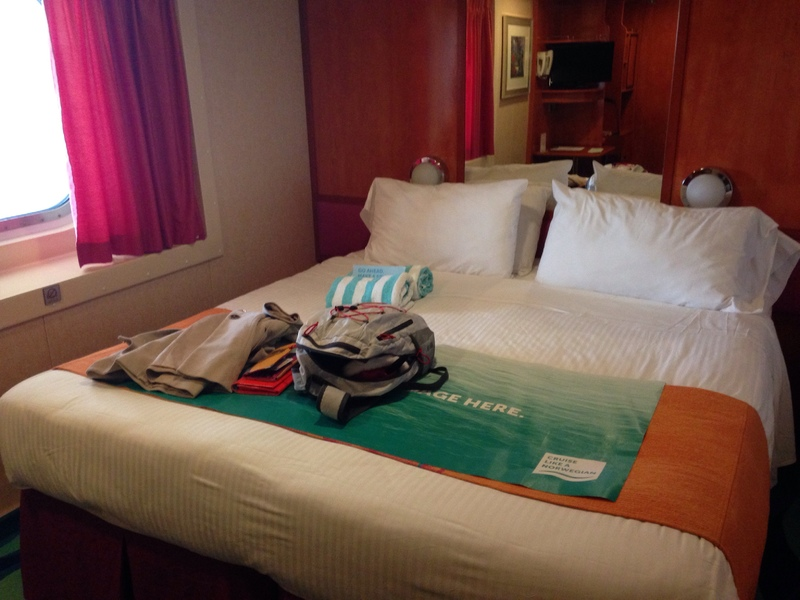 Obstructed Oceanview Stateroom Cabin Category Ok