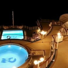 The Oasis on Sapphire Princess