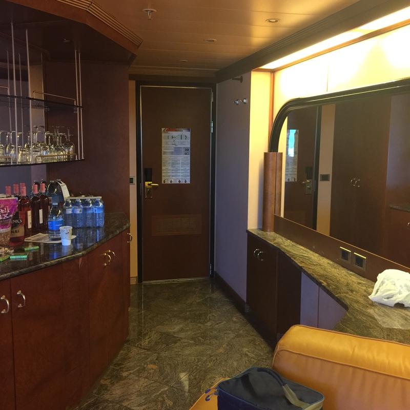 Carnival Triumph cabin 7299