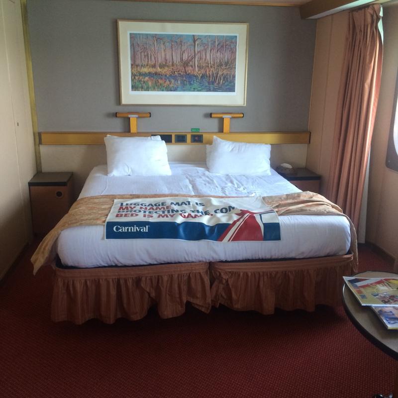 Carnival Victory cabin 2453