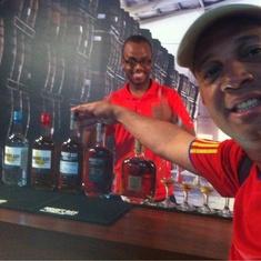 Skybox Sports Bar on Carnival Valor