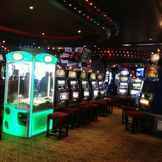 Club Monaco Casino on Carnival Triumph