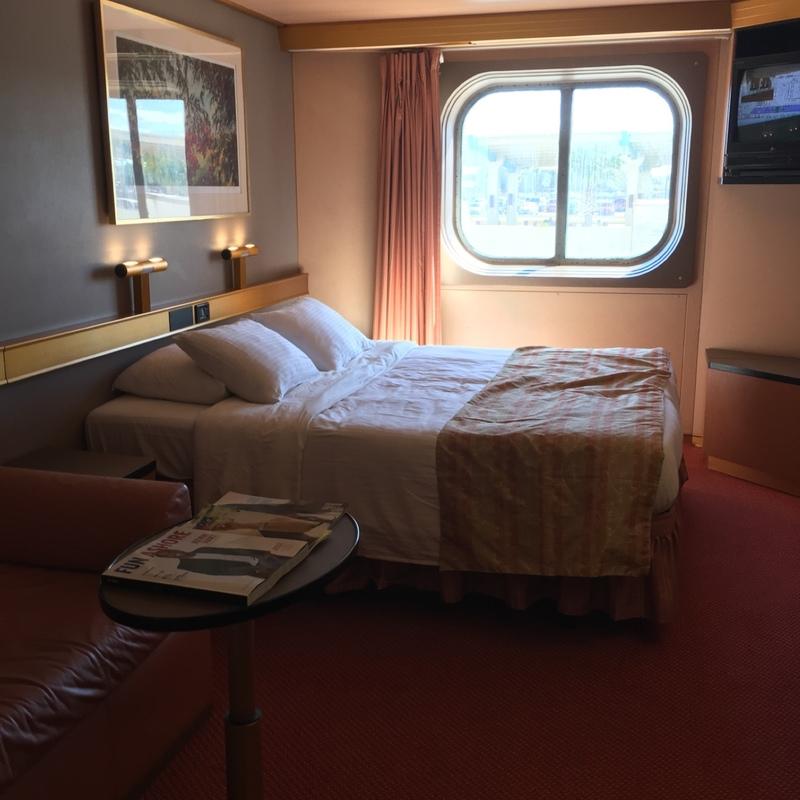 Carnival Victory cabin 1348