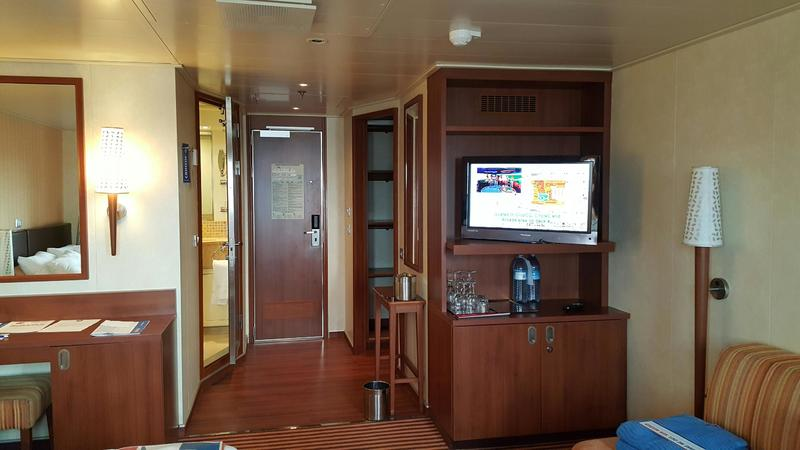 Carnival Breeze cabin 7375
