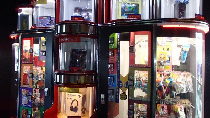 Carnival Glory, Kid's Areas, Video Arcade