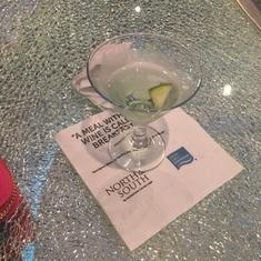Shaker''s Cocktail Bar on Norwegian Breakaway